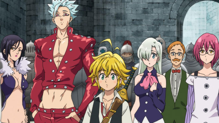 The Seven Deadly Sins season 4 release to Netflix in July 2020