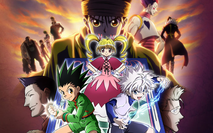 When is the Hunter x Hunter season 5 release date for Netflix?