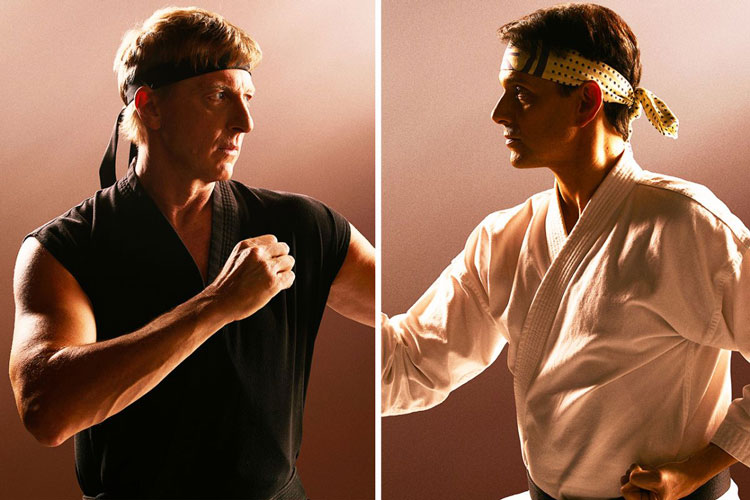 Cobra Kai Season 1 and 2 Release to Netflix in August 2020