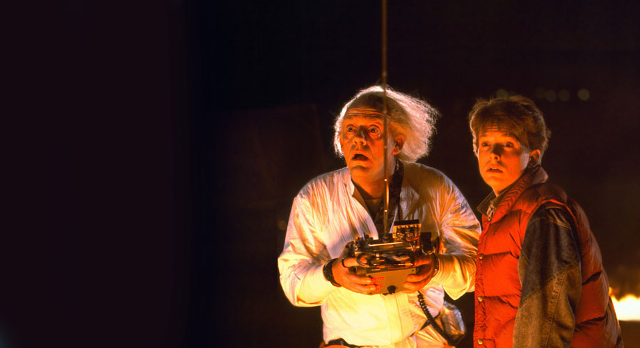 Back to the Future Trilogy coming to Netflix