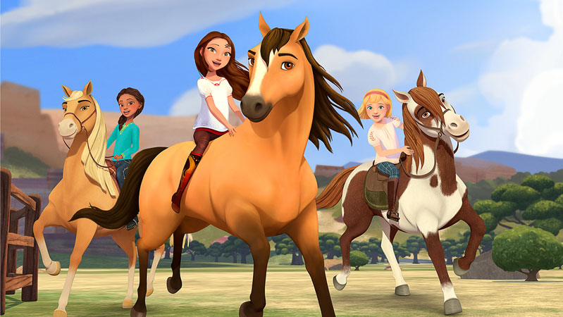 Spirit Riding Free: Riding Academy season 2 release date for Netflix