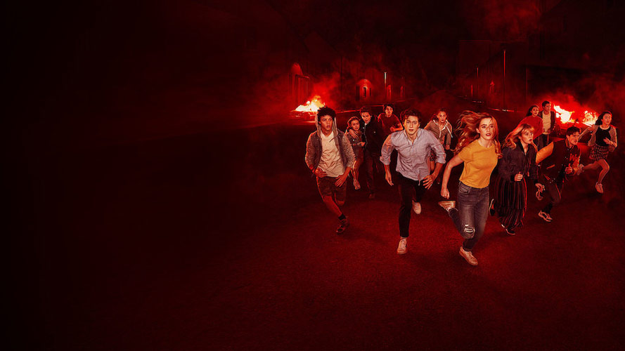 When is The Society season 2 release date for Netflix?