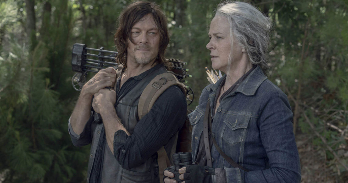 The Walking Dead Season 10 coming to Netflix in October 2020