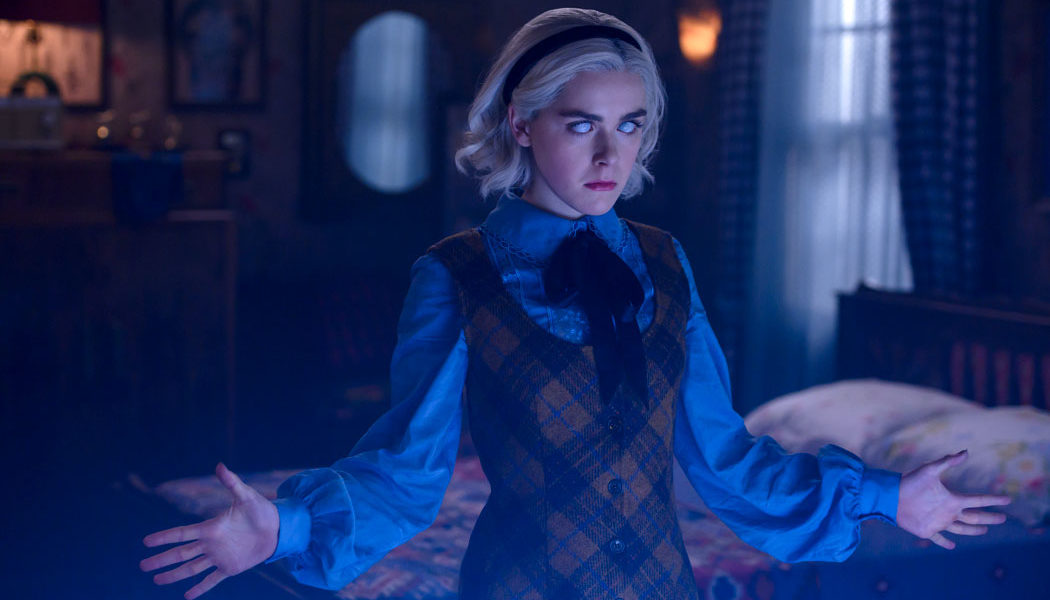 Chilling Adventures of Sabrina Season 4 Release to Netflix in December