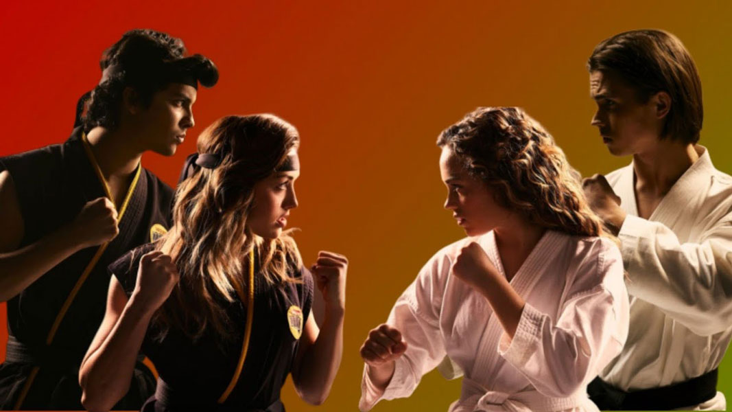 Cobra Kai Season 3 Coming to Netflix in January 2021