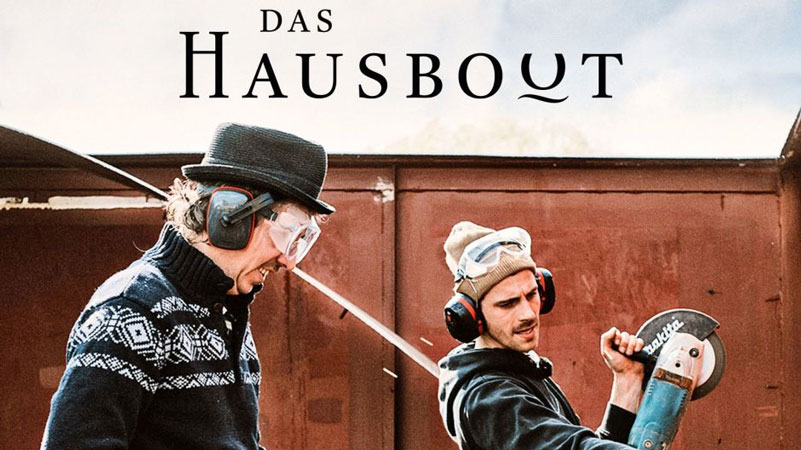 Das Hausboot / The Houseboat
