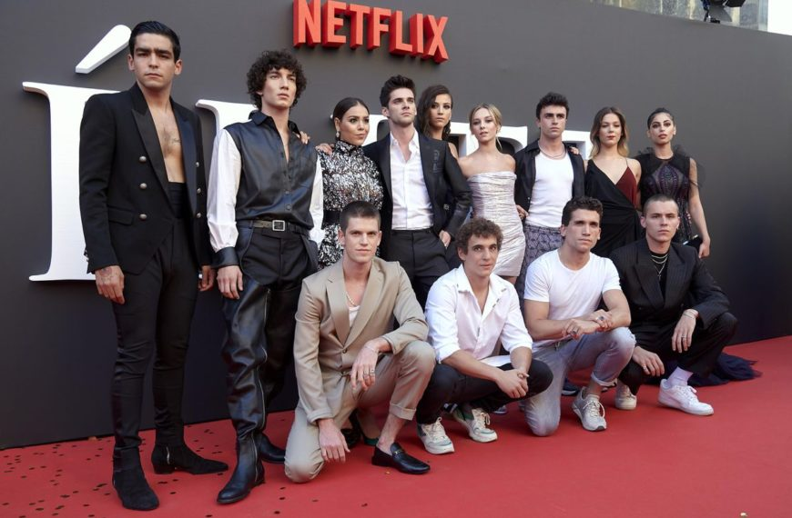 Élite Season 4 Release Date, Synopsis and Cast