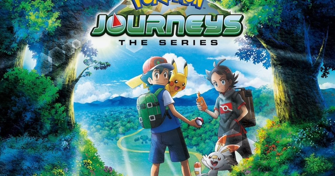 When is the Release Date of 'Pokemon Journeys: The Series' Part 4 on Netflix?