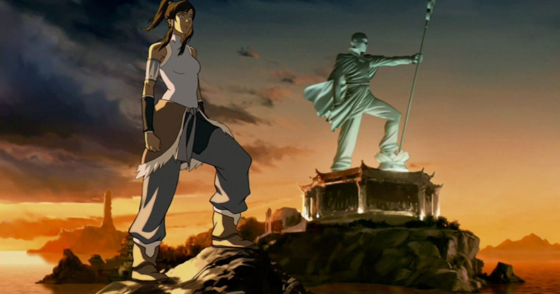 'The Legend of Korra' Animation Release to Netflix in December 2020