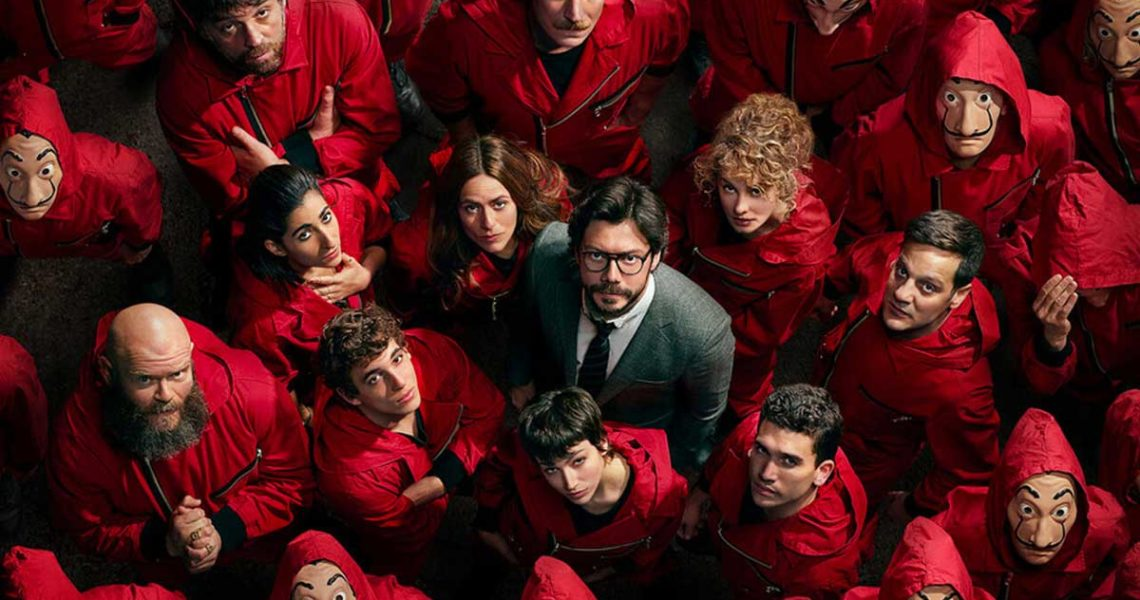 When is Netflix Release Date of 'Money Heist' Season 5?