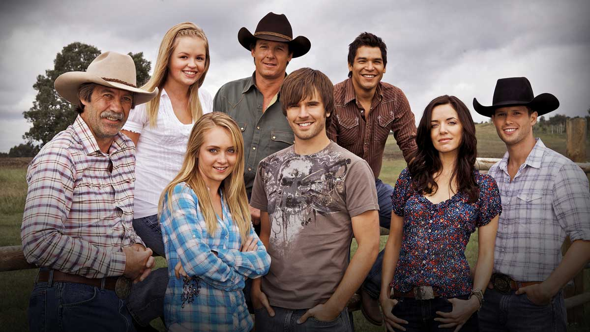 Heartland Season 12 and 13 Coming on Netflix in Winter 2021