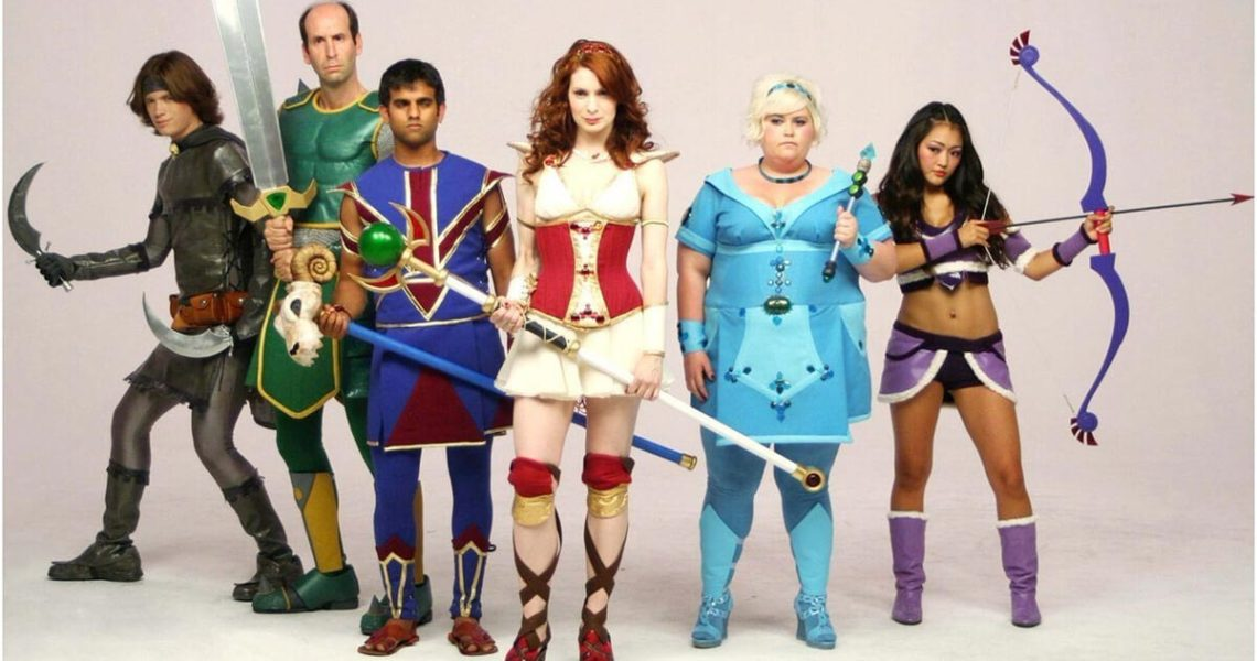 The Guild of Felicia Day is Leaving Netflix After 2 Years
