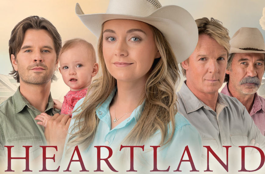 When is Season 14 Release Date of 'Heartland' For Netflix?