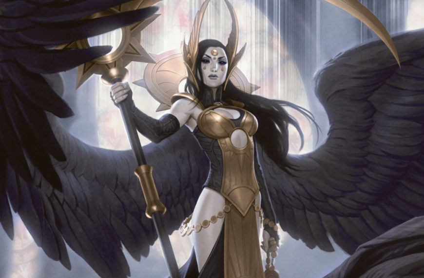 Magic: The Gathering is Coming Netflix As Animated Series