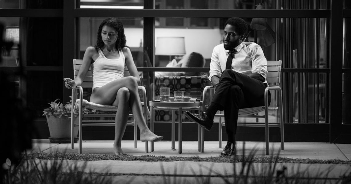 Zendaya and John David Washington on 'Malcolm & Marie' movie review