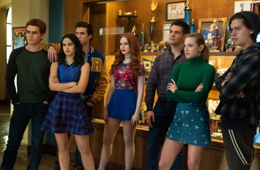 Riverdale season 5 coming to Netflix in Summer 2021