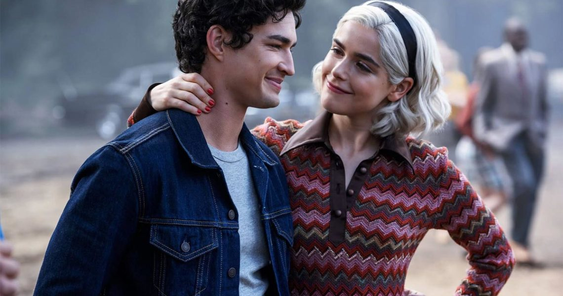When is the 'Chilling Adventures of Sabrina' release date?