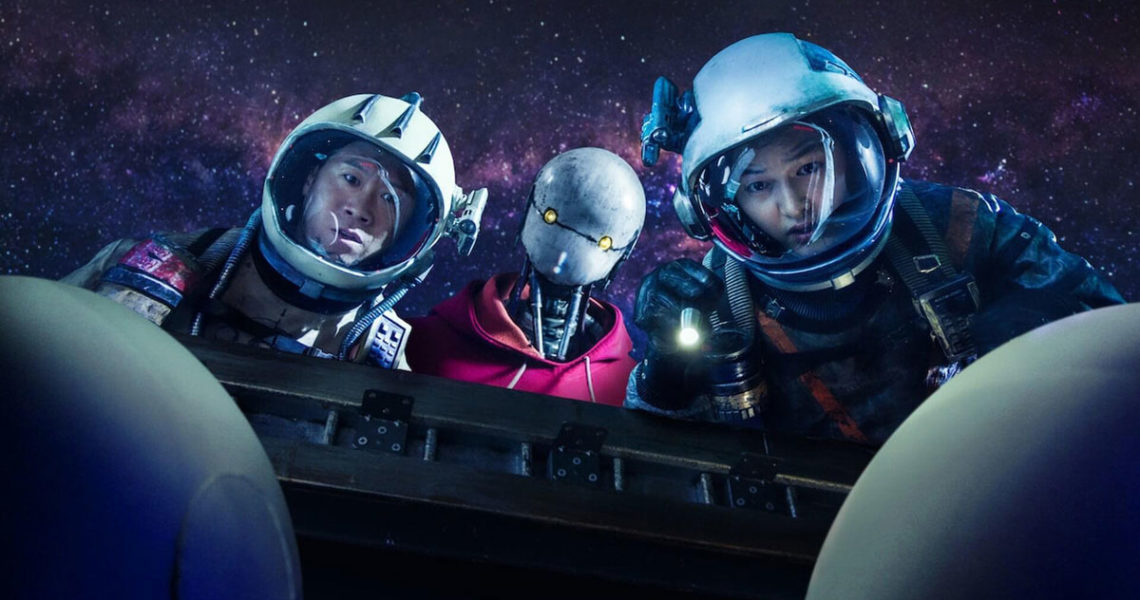Space Sweepers is The Most Popular Show on Netflix Already