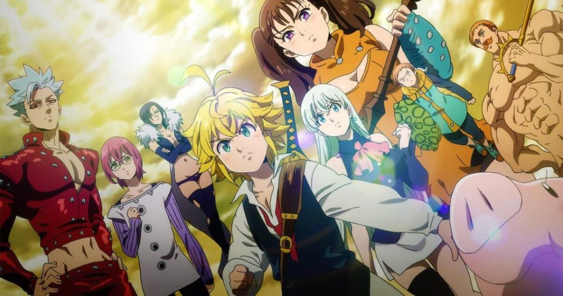 When will 'The Seven Deadly Sins' season 5 release?