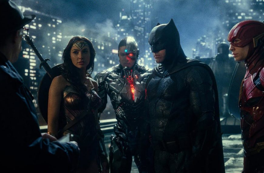 Is Zack Snyder's Justice League coming to Netflix?