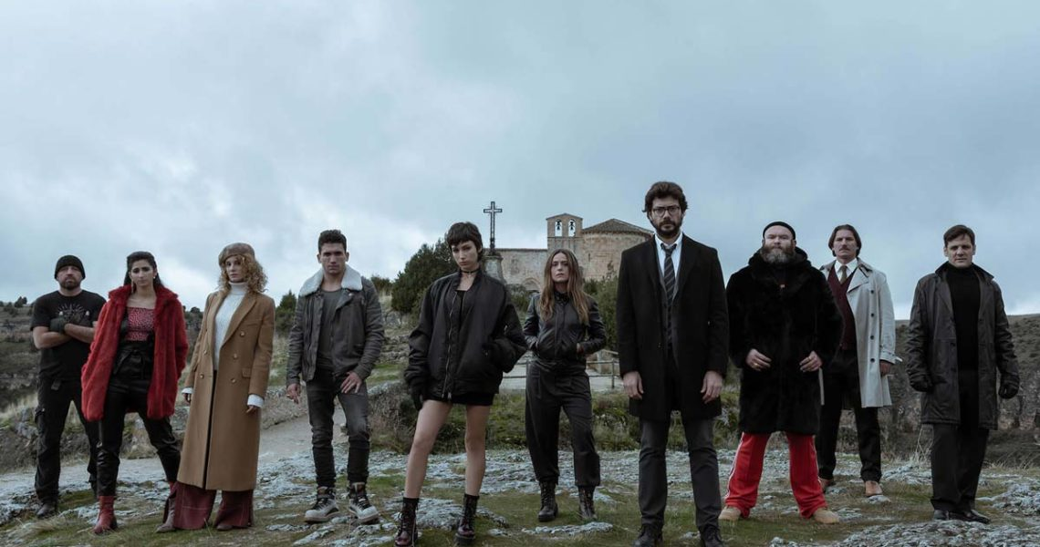 Money Heist season 5 can't release on Netflix this month