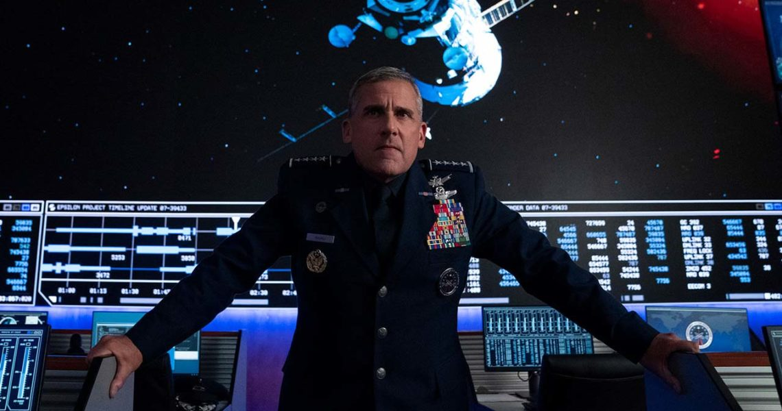 Space Force season 2 will not be on Netflix this April