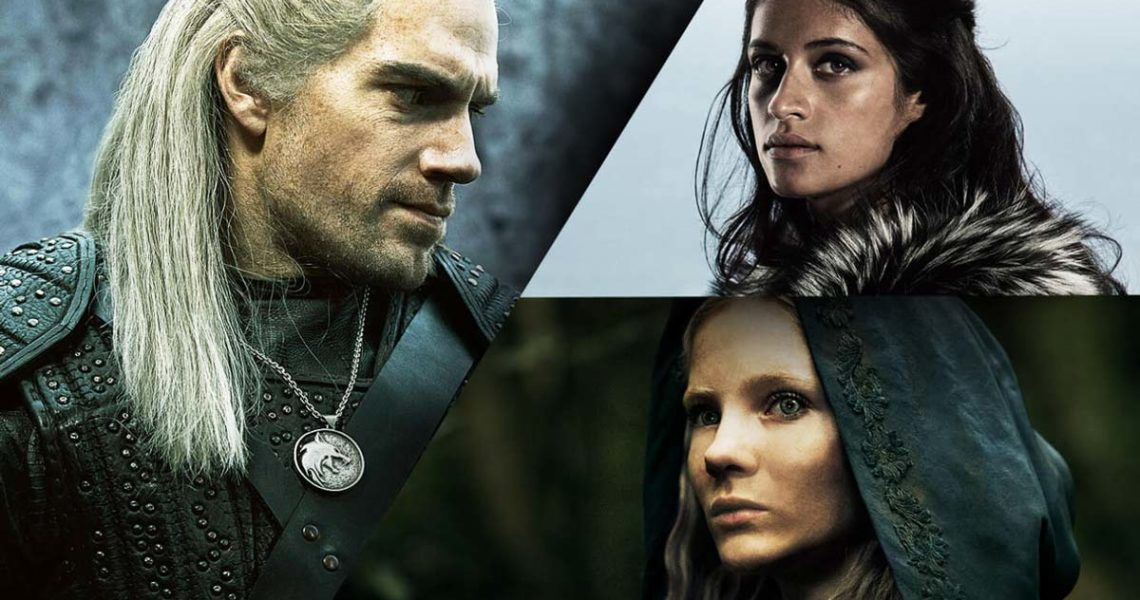 Vikings and GoT actor Laurence O'Fuarain will star in The Witcher: Blood Origin
