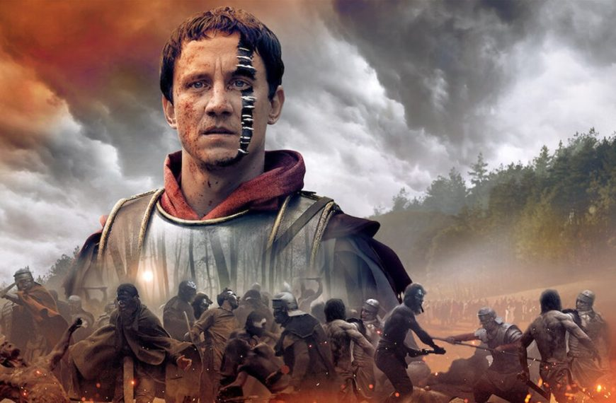 Will Barbarians season 2 be on Netflix in 2021?