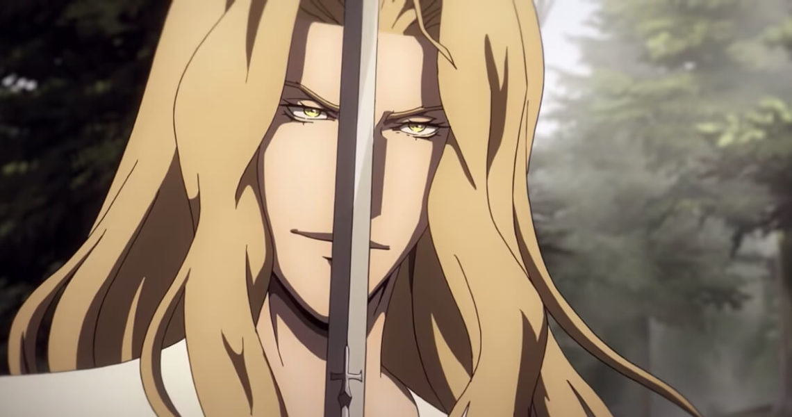 Castlevania season 4 official trailer dropped with the release date