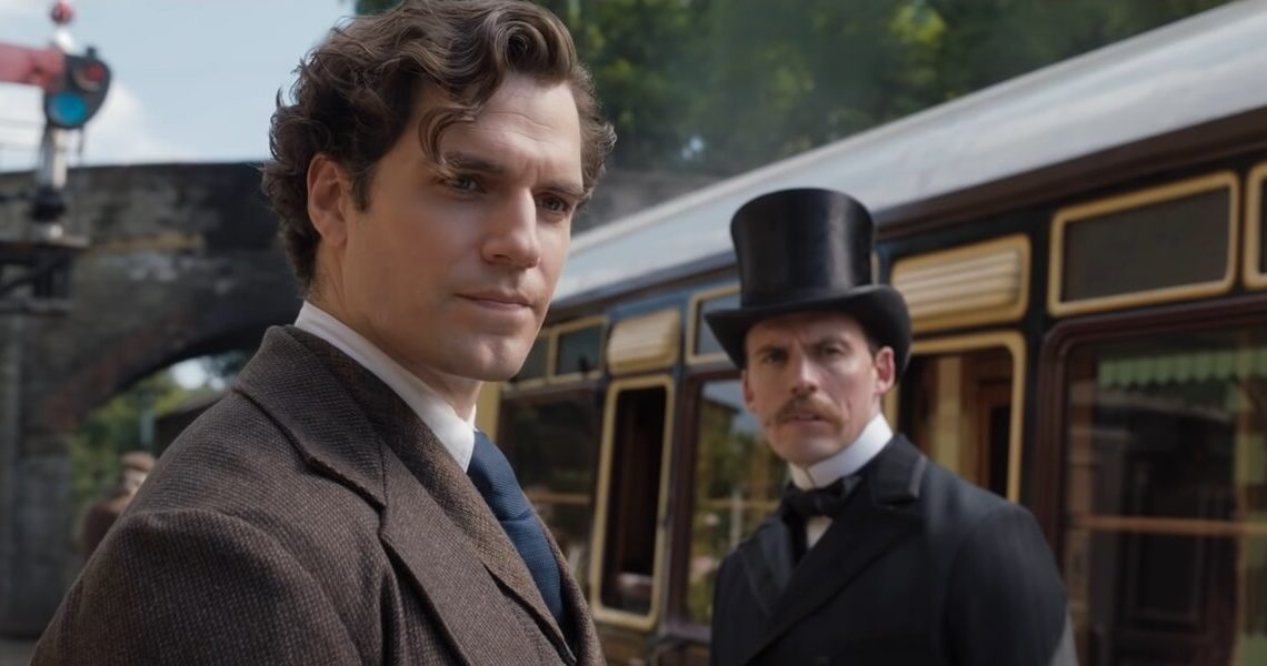 Henry Cavill is reportedly going to play more in the Enola Holmes sequel