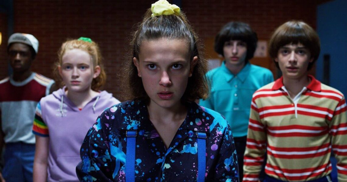 Stranger Things star Millie Bobby Brown pushes down the rumors of a spin-off