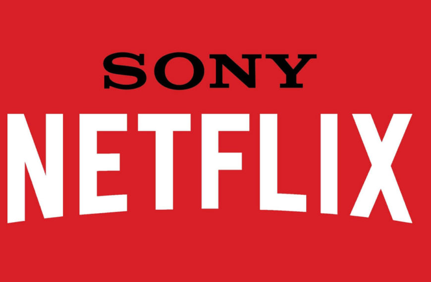 Netflix makes a deal with Sony concerning future releases