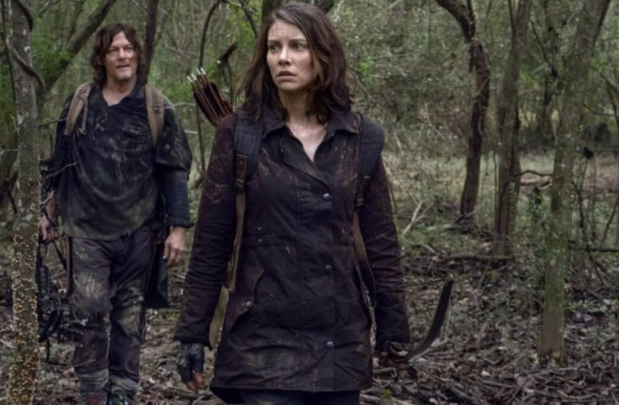 The Walking Dead Season 11 Premiere Date Revealed with a Trailer
