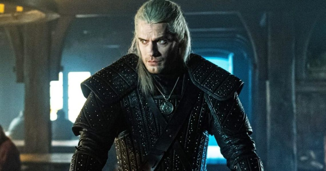 Here's a new The Witcher season 2 teaser for Geralt