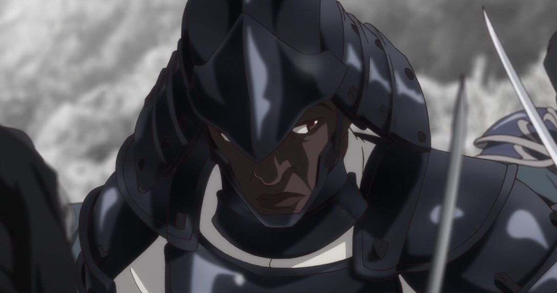 Netflix shares the official trailer for its new anime Yasuke