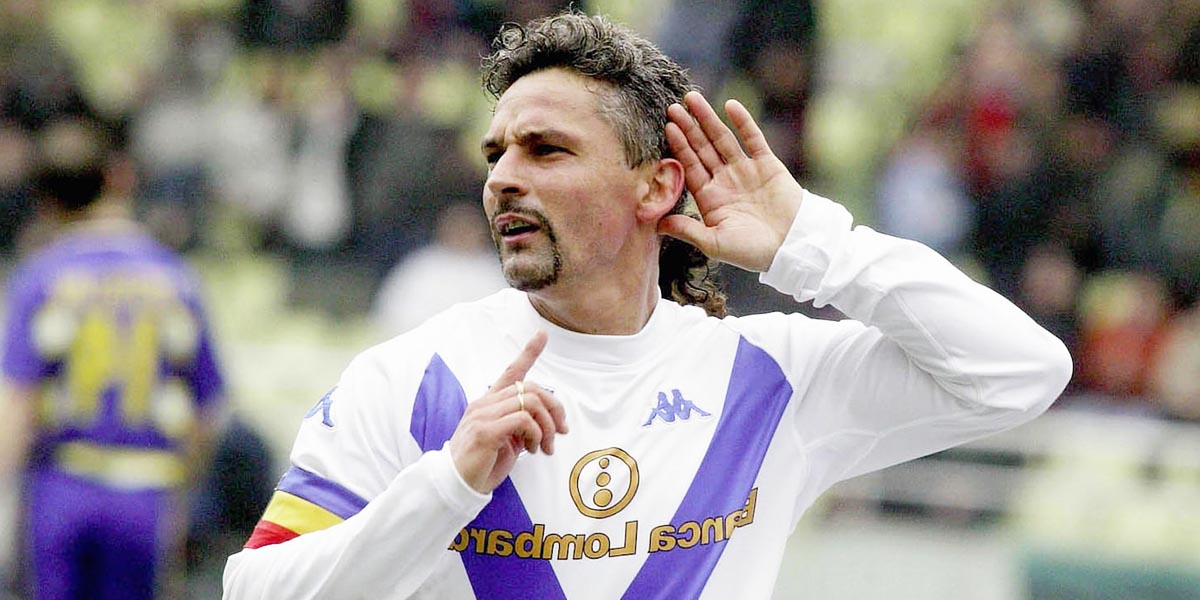 Football Documentary Baggio: The Divine Ponytail Coming to Netflix in May 2021