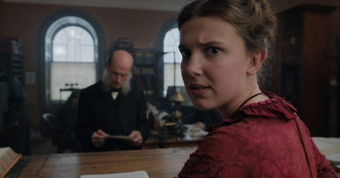 Millie Bobby Brown and Henry Cavill reuniting for the Enola Holmes sequel