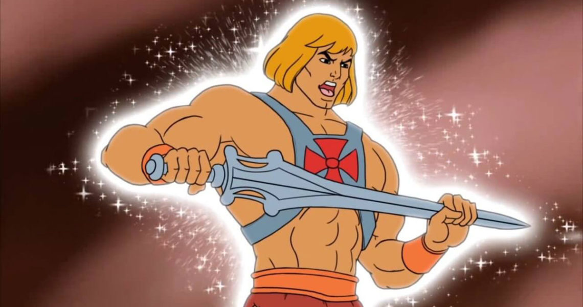 He-Man and Battle Cat redesigned for Netflix's remake
