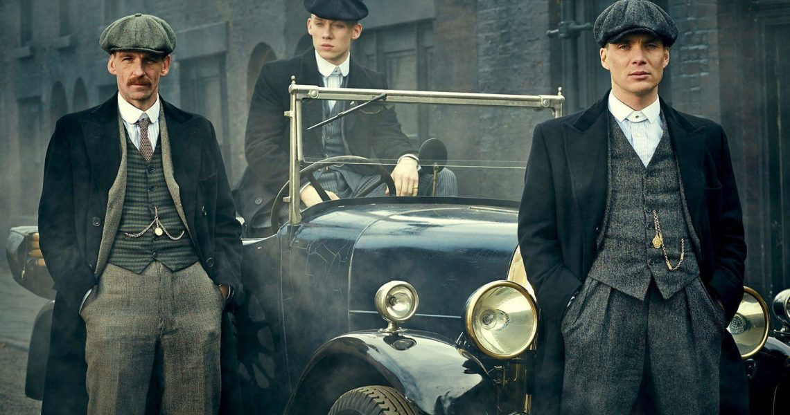 The Peaky Blinders Now Has a Compendium – Cover Released