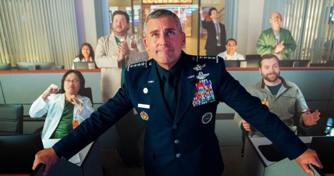 Space Force season 2 won't be on Netflix this June
