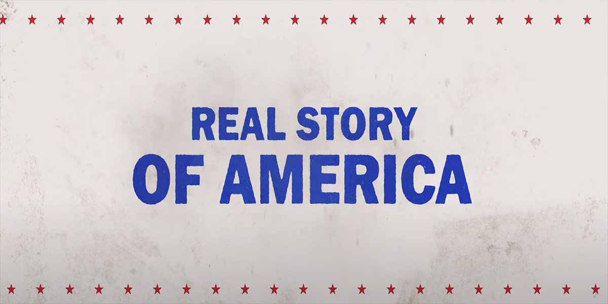 America: The Motion Picture official trailer has dropped with the release date