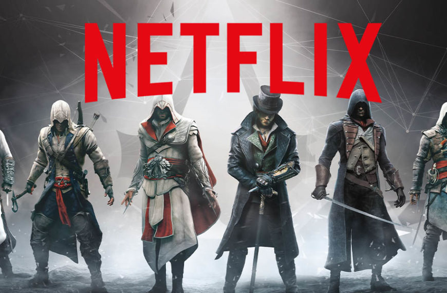 Assassin's Creed Coming to Netflix: Here's Everything We Know