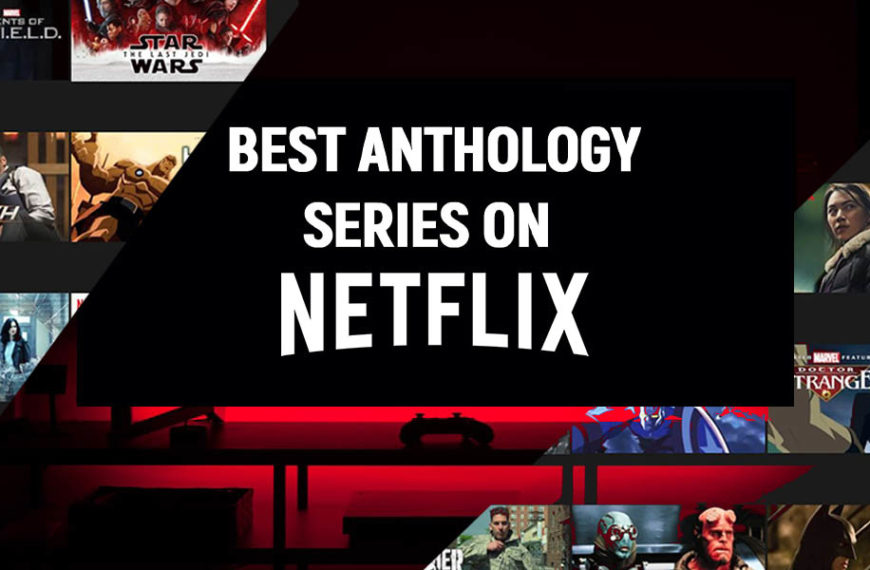 Best Anthology Series on Netflix (Right Now)