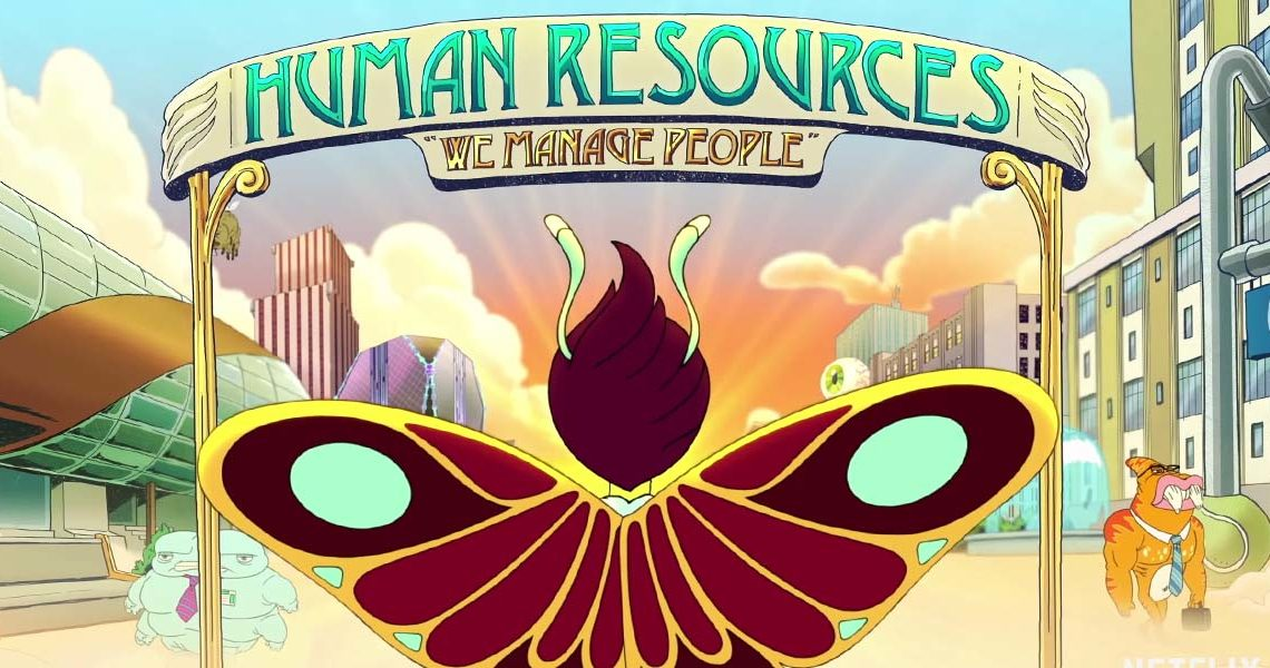 Big Mouth Spinoff Series Human Resources Release Date and Updates
