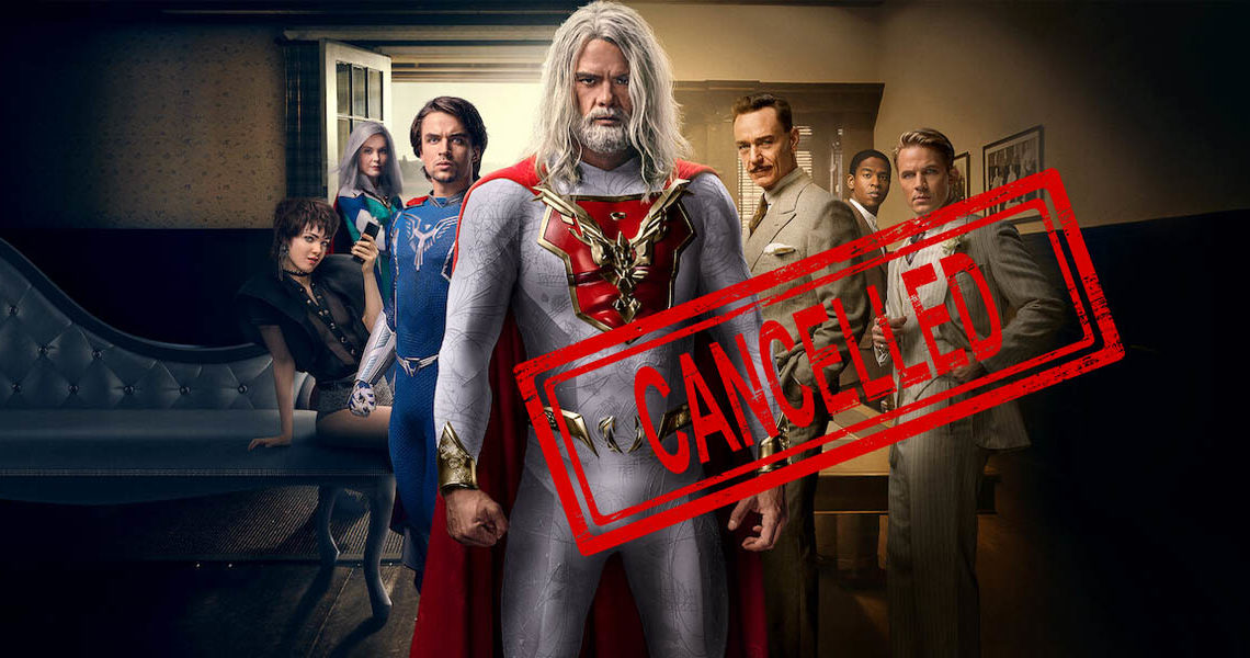 Netflix Cancelled Jupiter's Legacy Season 2 – Here's Everything We Know