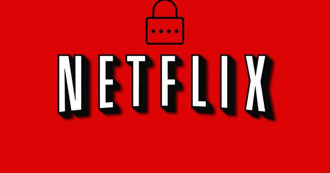 How can you change your Netflix password from anywhere?