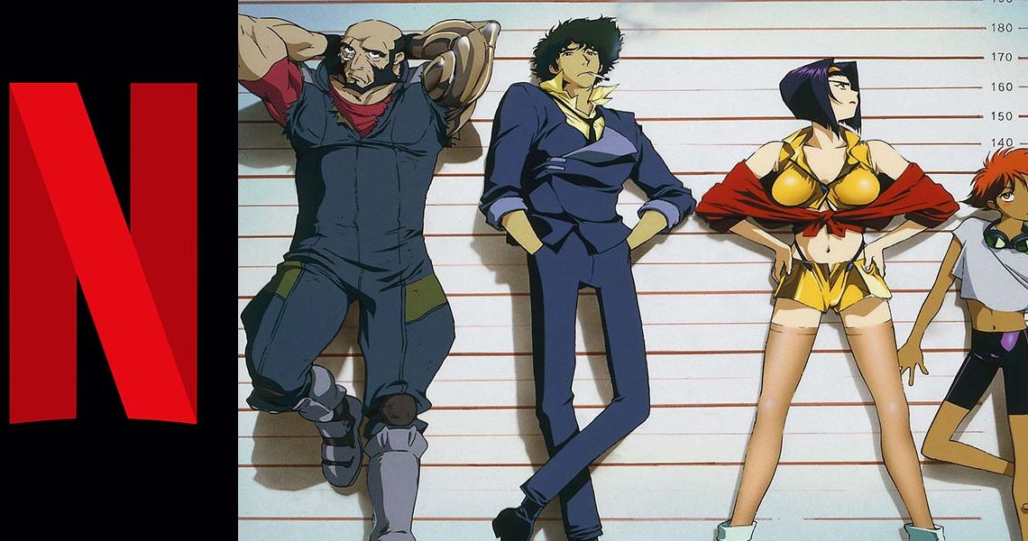Netflix live-action series Cowboy Bebop release date and first look teaser trailer