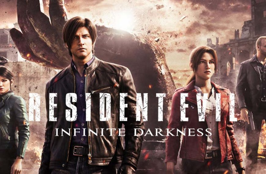 Resident Evil: Infinite Darkness Opening Clip Landed with the Release Date