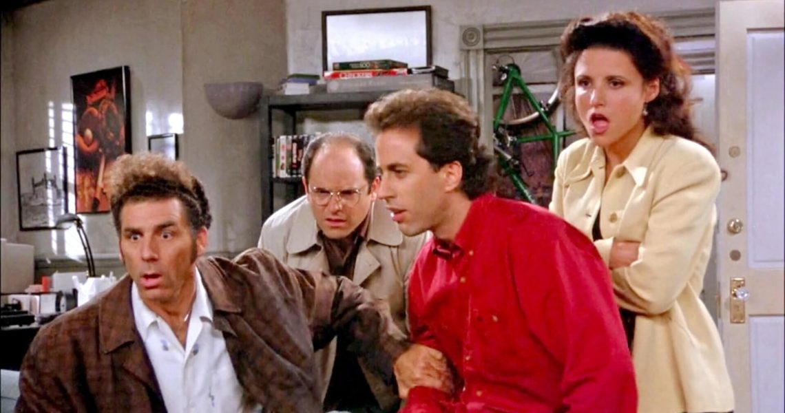 Seinfeld will not be coming to Netflix after Leaving Hulu