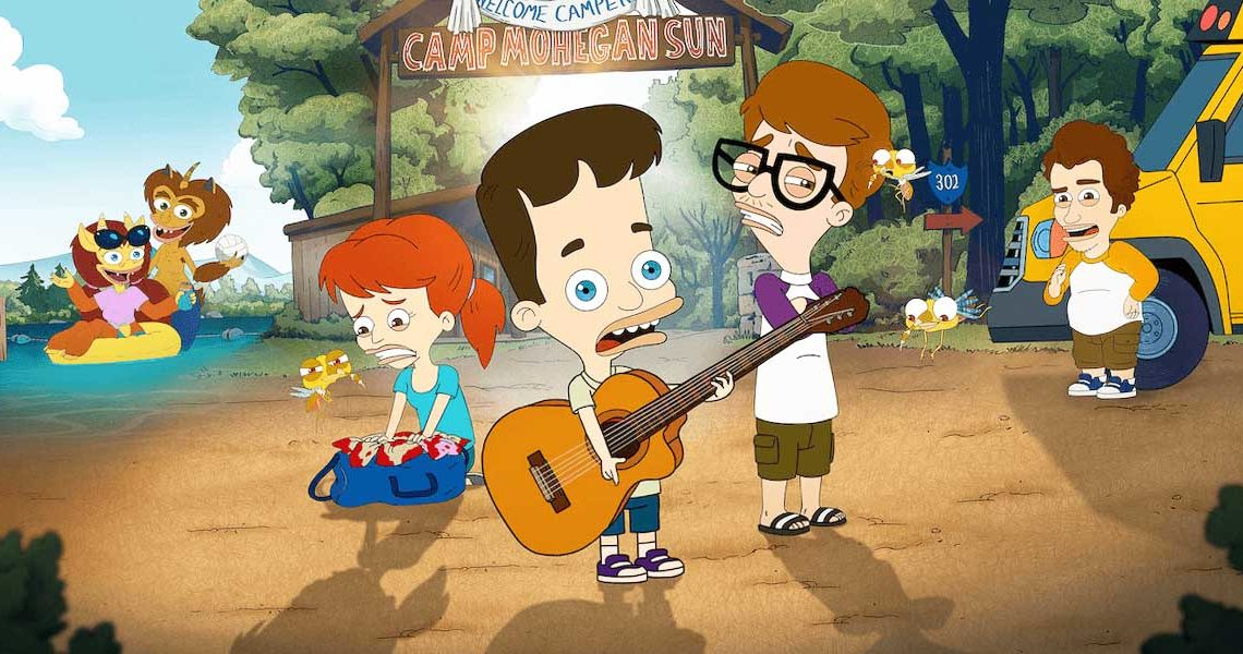 Big Mouth Season 6 Release Date on Netflix and Trailer